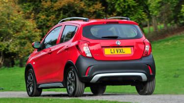 Vauxhall Viva Rocks - rear cornering
