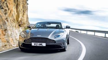 Aston Martin DB11 - front driving