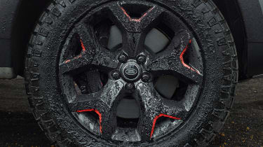 Land Rover Discovery SVX - wheel