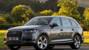 A to Z guide to electric cars - Q7 e-tron