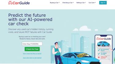 CarGuide website