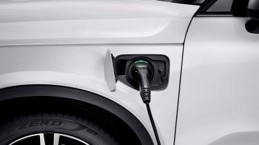Volvo XC40 T5 plug-in hybrid - charging