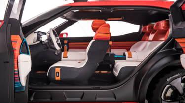 Citroen Aircross concept - interior