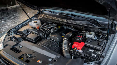 Ford Ranger Raptor - engine
