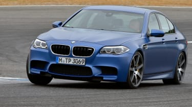 Best BMW M cars ever - F10 M5