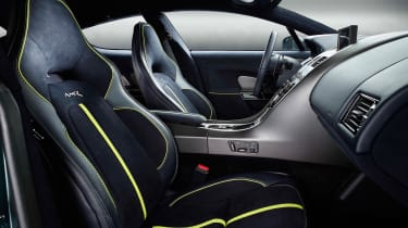 Aston Martin Rapide AMR - front seats