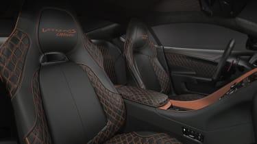 Aston Martin Vanquish S Ultimate - front seats
