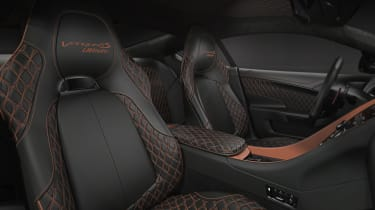 Aston Martin Vanquish S Ultimate - front seats