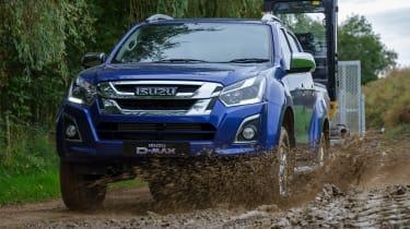 Isuzu D-Max - Towing Off-Road