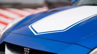 Nissan GT-R 50th Anniversary Edition - bonnet