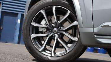 Mitsubishi Eclipse Cross - long termer second report petrol station