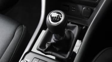 CX-3 - gear lever