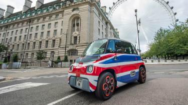 Citroen Ami UK - London Eye