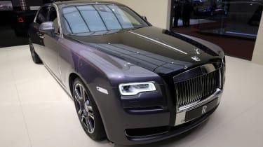 Rolls-Royce Ghost Elegance Geneva - front
