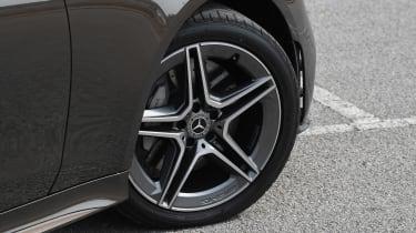 Mercedes CLS 350 d - wheel