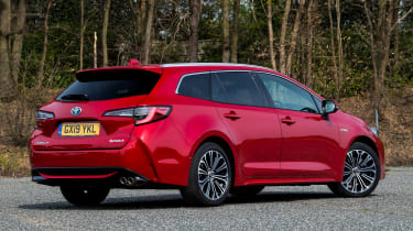 Toyota Corolla Touring Sports - rear static