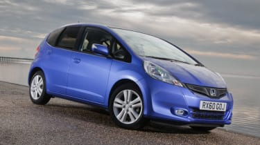 Honda Jazz Best Small Car
