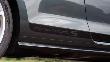 Volkswagen Golf GTI Clubsport S - Clubsport S signage