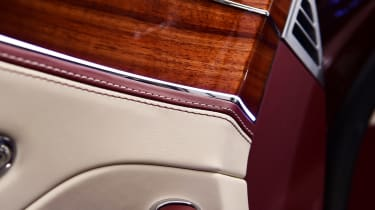 Bentley Flying Spur - studio door