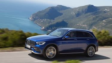 Mercedes-AMG GLC 43 2019 facelift
