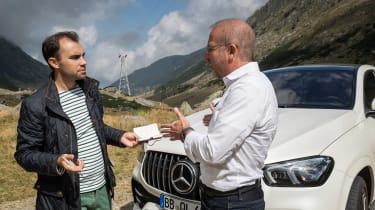 Mercedes-AMG GLE 53 Coupe - interview