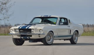 Ford Mustang Shelby GT500 Super Snake - front static