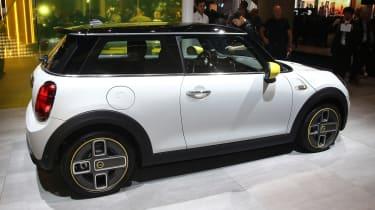 MINI Electric - Frankfurt rear