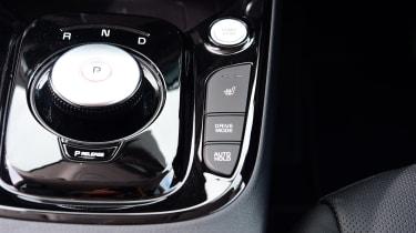 Kia Soul EV - gear selector