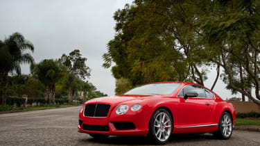 Bentley Continental GT V8 S coupe 2014 static