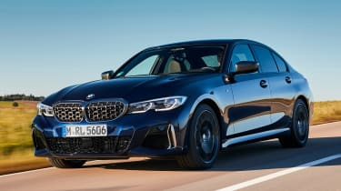BMW M340i xDrive - front