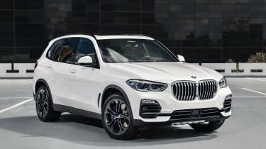 BMW X5 - Front Still
