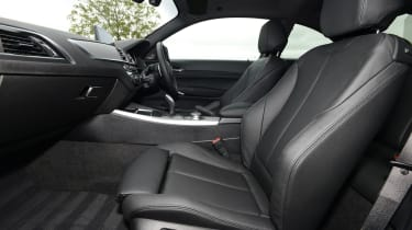 BMW 2 Series - front seats