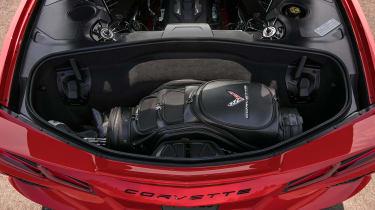 Chevrolet Corvette - boot