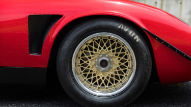 Lamborghini Miura SVR - wheel