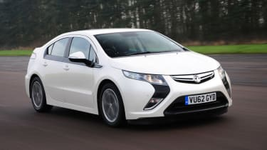 Vauxhall Ampera available from just £22,995