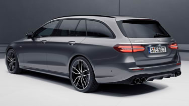 Mercedes-AMG E 53 4MATIC+ estate rear
