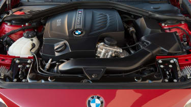 BMW M235i 2014 engine