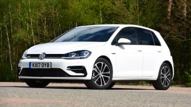 Volkswagen Golf R-Line - front static