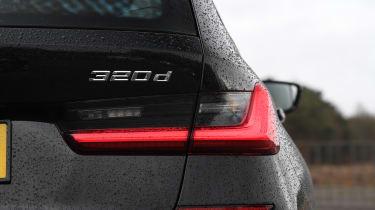BMW 3 Series Touring - brake light