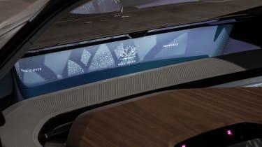 Audi AI:ME concept - interior