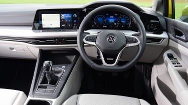 Volkswagen Golf Estate - dash
