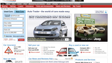 Auto Trader Auto Express