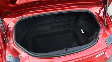 Mazda MX-5 boot