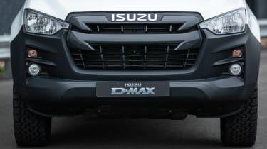 Isuzu D-Max tipper conversion