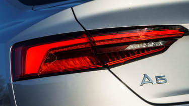Audi A5 - rear light