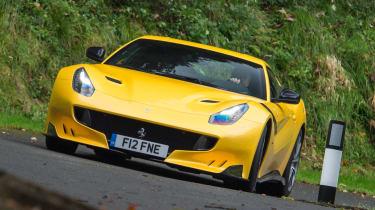 Ferrari F12tdf - front