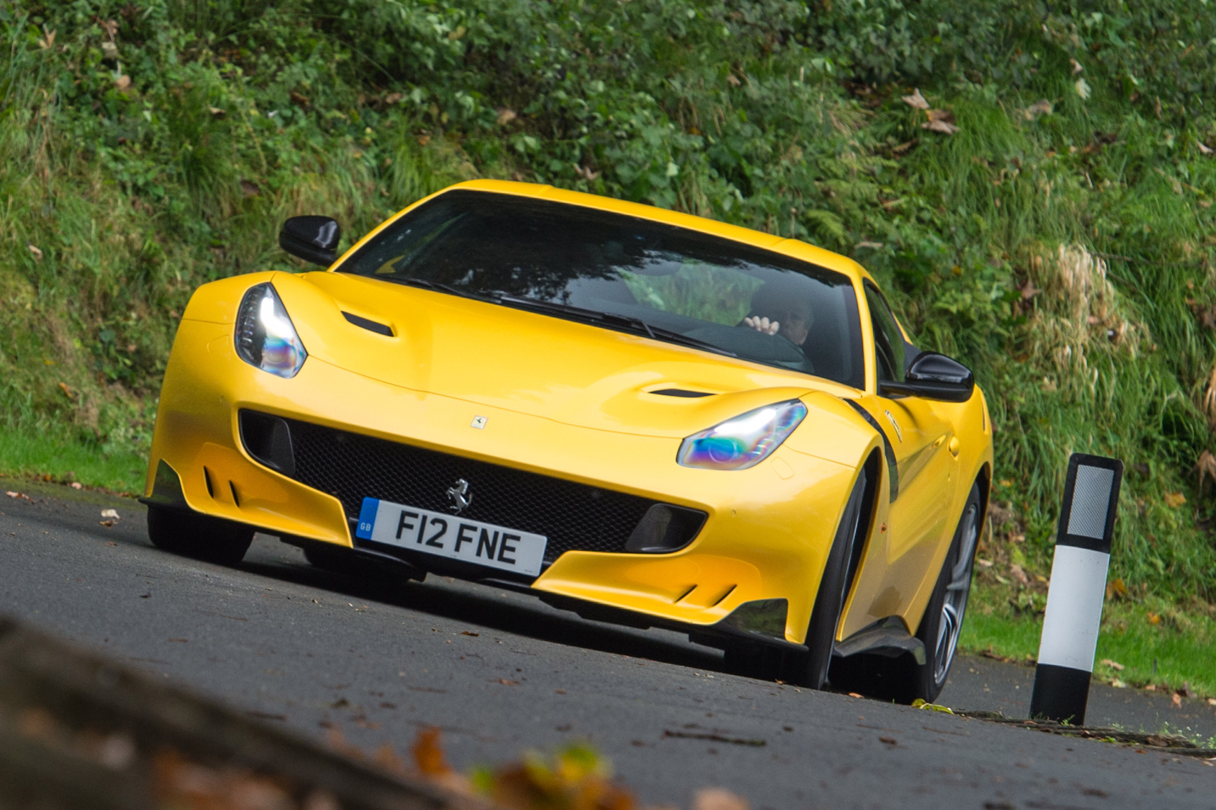 Ferrari F12tdf Review Auto Express