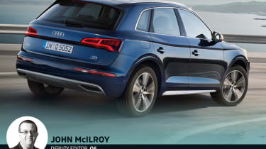 Which Audi Q are you? - John McIlroy Audi Q5