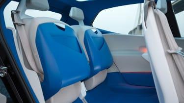 Volkswagen I.D. - rear seats