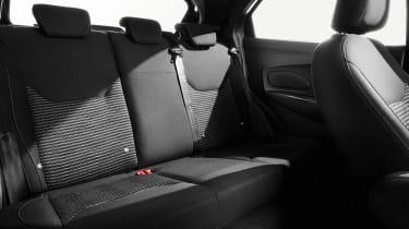 Ford Ka+ - rear seats